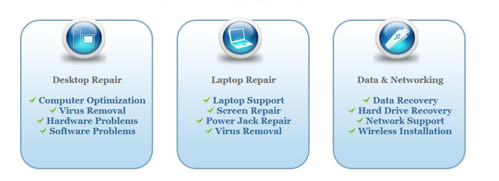 on site computer repair los angeles