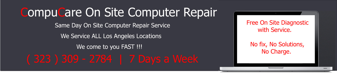 los angeles computer repair